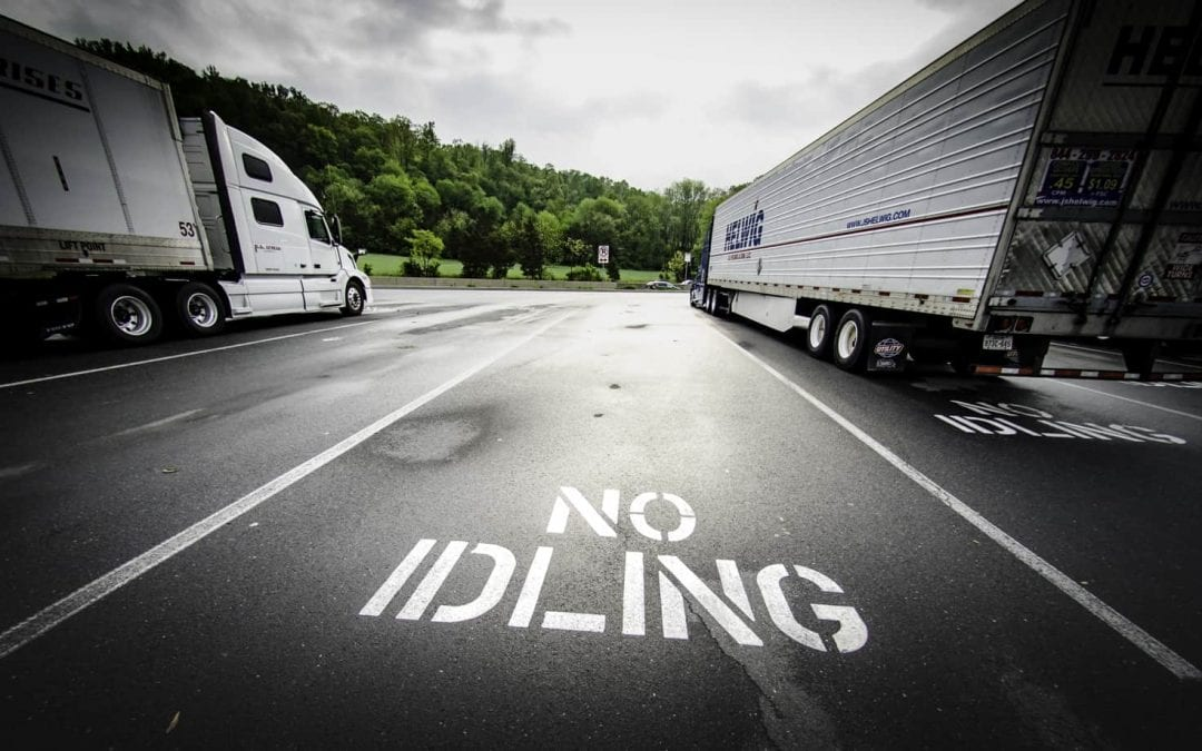 State Laws Against Truck Idling