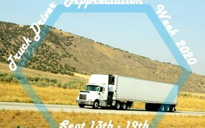 5 Ways to Thank a Trucker: National Trucker Appreciation Week