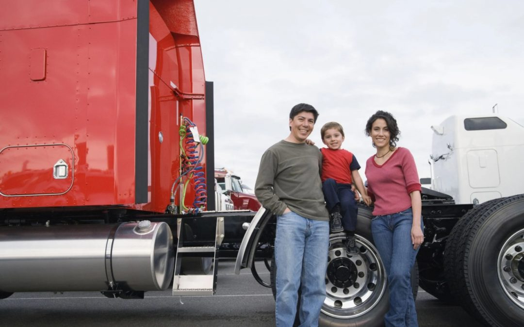How Truckers Keep Healthy Marriages