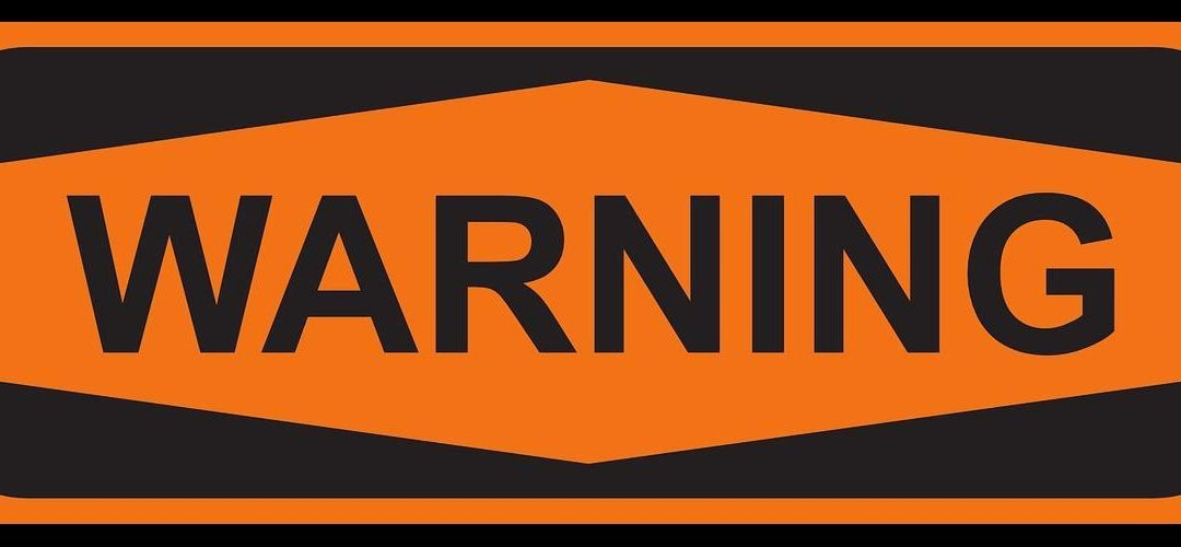 Warning Tickets Explained!